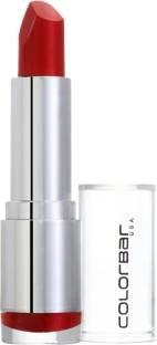 Colorbar Velvet Matte Lipstick For Women Heart Heating 91, 4.2 GM