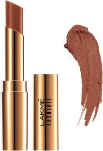 Lakme Absolute Argan Oil Lipstick 18 Soft Beige