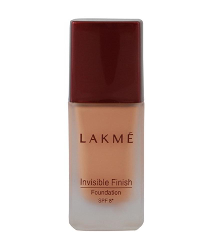 Lakme Invisible Finish Foundation 01, 25Ml