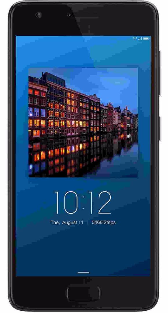 Lenovo Z2 Plus PA500016IN 32GB Black Mobile