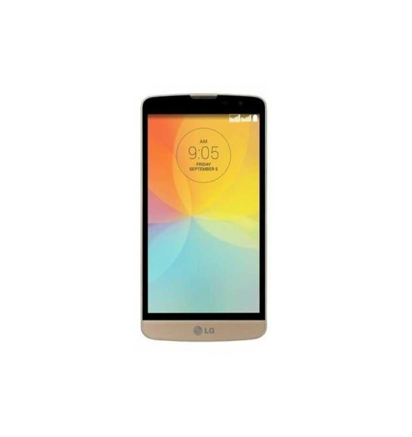 LG L Bello Dual D335 8GB Gold Mobile