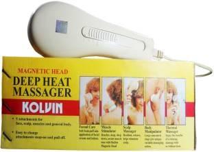 Kolvin Deep Heat Magnetic Massager