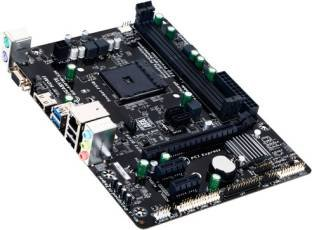 Gigabyte GA-AM1M-S2H Motherboard