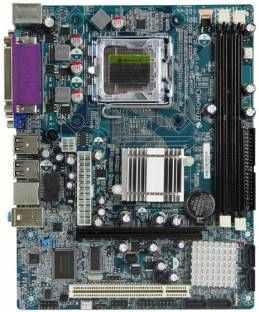 Zebronics 945G Lga 775 Motherboard