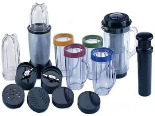 Skyline VTL-222 300 W Party Juicer Mixer Grinder, (7 Jars)