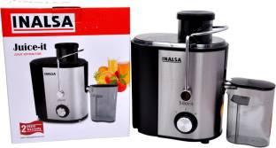 Inalsa Juice-it 500W Juice Extractor