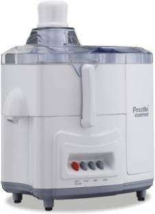 Preethi Essence CJ 101 600 Watts Juicer (White)