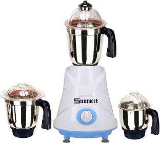 Sunmeet SM-MG16-66 Juicer Mixer Grinder (3 Jars)