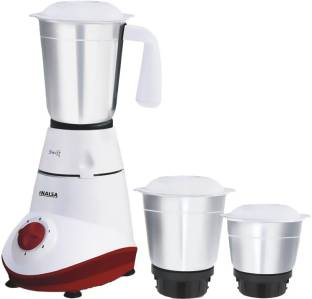 Inalsa Swift 500W Mixer Grinder (3 Jars)