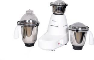 Sunflame Grace 600W Mixer Grinder (3 Jars)
