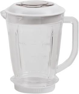 Wonderchef Nutri Blend 400 W Juicer Mixer Grinder White, (3 Jars)