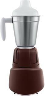 Maharaja Whiteline Mg Turbo Twist MX-174 750 W Mixer Grinder, Burgundy (3 Jars)