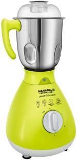 Maharaja Whiteline Powerclick Neon 750 W Mixer Grinder, (3 Jars)