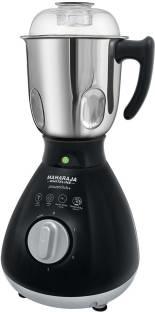 Maharaja Whiteline Powerclick MX-170 750 Watts Mixer Grinder Black, (4 Jars)
