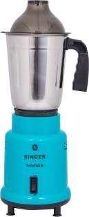 Singer Ammo 20155 300 Mixer Grinder Blue, (2 Jars)
