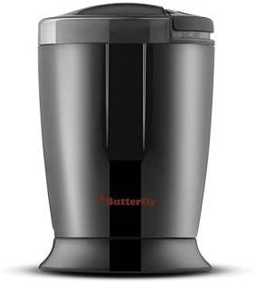 Butterfly Aroma 160 Watts Masala Mixer Grinder, Black