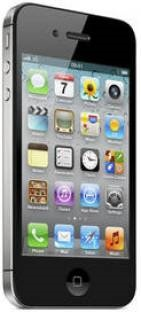 Apple iPhone 4 8GB White Mobile