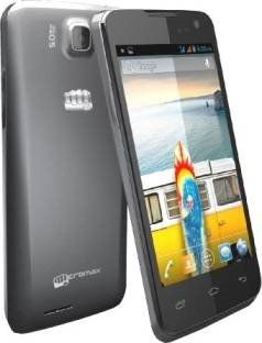 Micromax A94 Canvas Mad 4 GB Grey Mobile