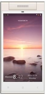 Gionee Elife E7 Mini 16GB White Mobile