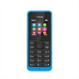 Nokia 105 (Blue Mobile) Mobile