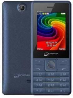 Micromax X2400 40 MB Blue Mobile