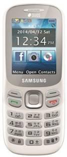 Samsung Metro 313 (White Mobile) Mobile