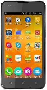 Micromax Canvas Blaze 4G Q400 (Micromax Q400) 8GB Black Mobile