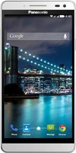 Panasonic Eluga I2 (8 GB, 1 GB RAM) Metalic Silver Mobile