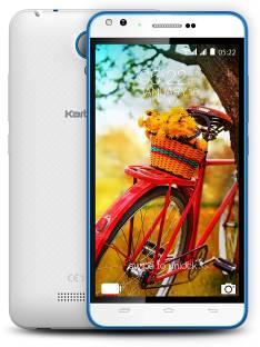 Karbonn Titanium MachFive (16 GB, 2 GB RAM) White & Blue Mobile