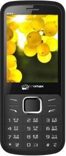Micromax GC318 6 MB Black Mobile