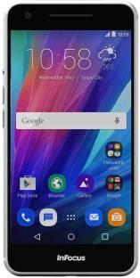 Infocus M812 16GB Silver Mobile