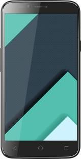 Karbonn Quattro (4G) (Karbonn L50-HD) 16GB Blue Mobile