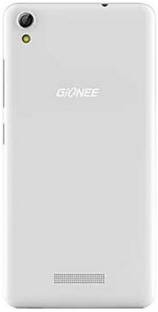 Gionee P5W White Mobile