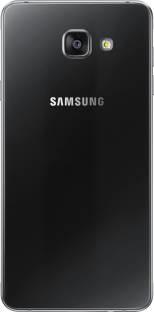 Samsung Galaxy A7 2016 (Samsung SM-A710FZKFINS) 16GB Black Mobile