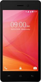 Lava A52 4GB Black Mobile