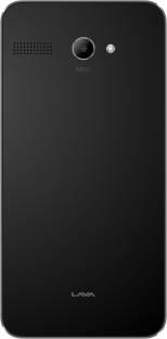 Lava Iris Atom 2 8GB Black Mobile