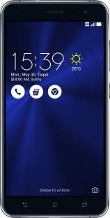 Asus Zenfone 3 (Asus ZE552KL-1A031IN) 64GB 4GB RAM Black Mobile