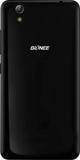 Gionee P5L 16GB Black Mobile