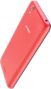 Gionee P5 Mini (8 GB, 1 GB RAM) Red Mobile