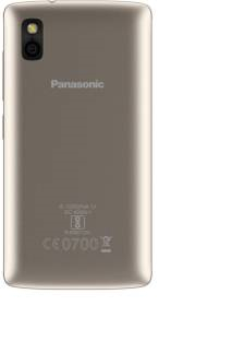 Panasonic T44 Lite 8GB Gold Mobile