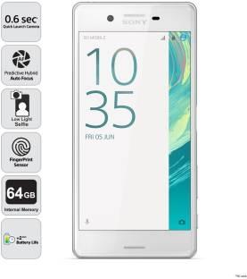 Sony Xperia X (Sony Xperia F5122) 64GB White Mobile