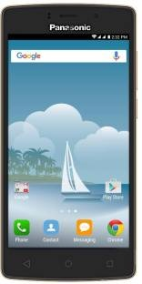 Panasonic P75 8GB Champagne Mobile