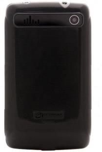 Micromax X606 Black Mobile