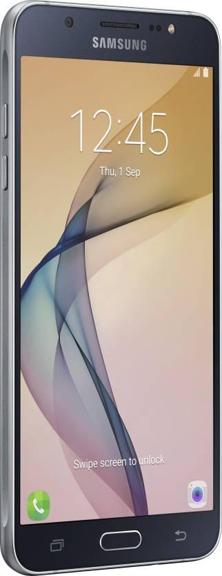 Samsung Galaxy On8 (Samsung J710FZKGINS) 16GB Black Mobile