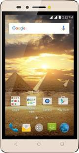 Karbonn Aura Power 8GB Champagne Mobile