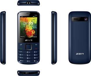 ZEN M72 Max Blue Mobile