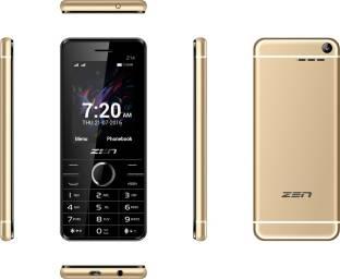 ZEN Z14 Flaunt Champagne & Gold Mobile