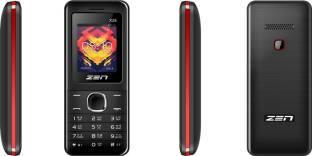 ZEN X28 Black & Red Mobile