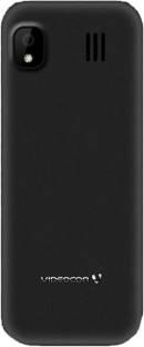 Videocon Bazoomba 7 V2UA 1 MB Black Mobile