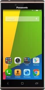 Panasonic P66 Mega 16GB 2GB Ram Russet Brown Mobile
